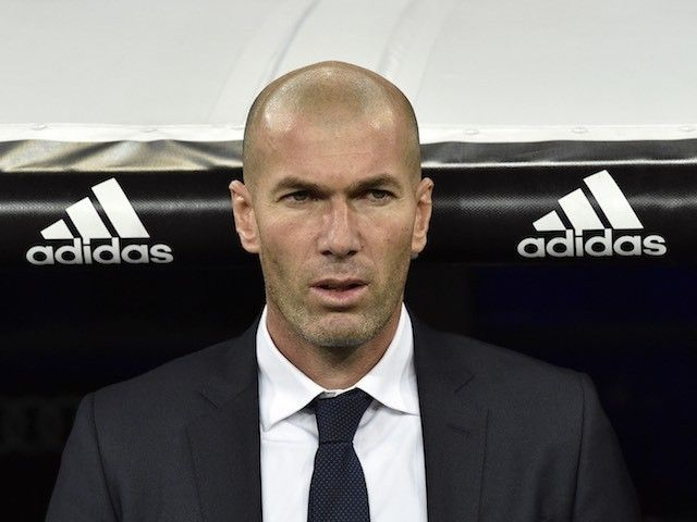 """Real Madrid boss Zinedine Zidane ready for """"very difficult game"""" #Real_Madrid #Football"""