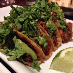 The Iberian Pig - Decatur, GA, United States. Pork Cheek Tacos