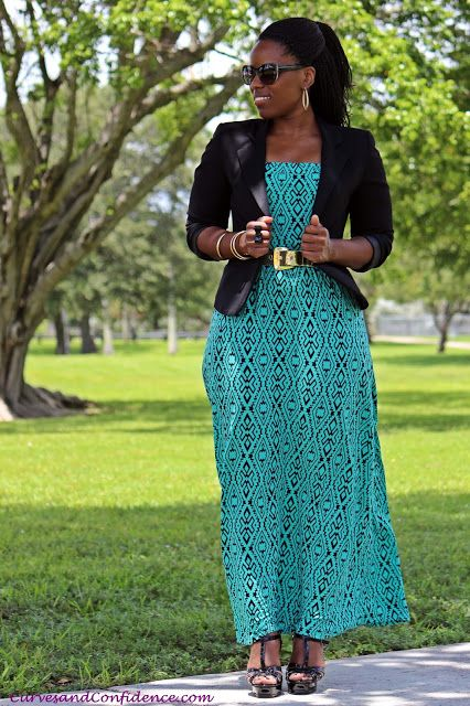 Curves and Confidence | Inspiring Curvy Women One Outfit At A Time: Re-Purposed