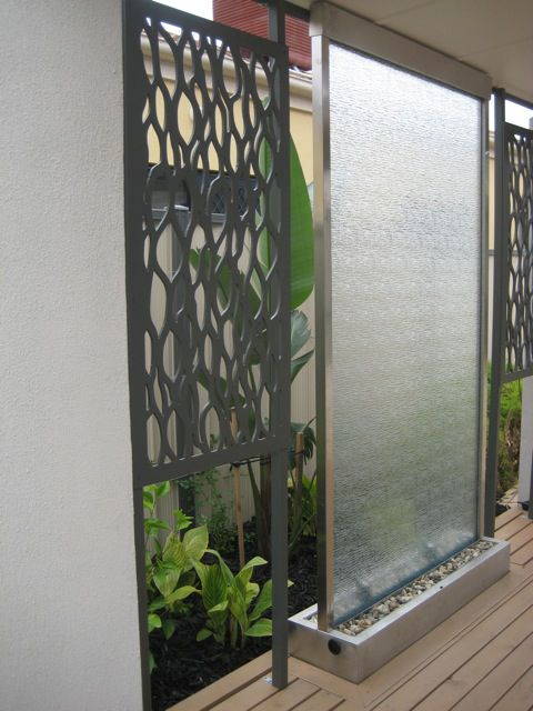 17 best images about outdeco decorative screens on for Outdoor decorative screens