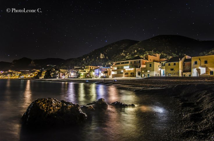 Varigotti By Night by Leone Christian on 500px