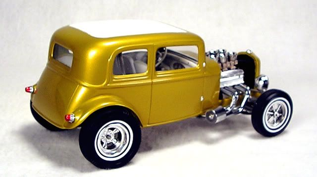 Custom Plastic Model Cars | Plastic Model Car Shows