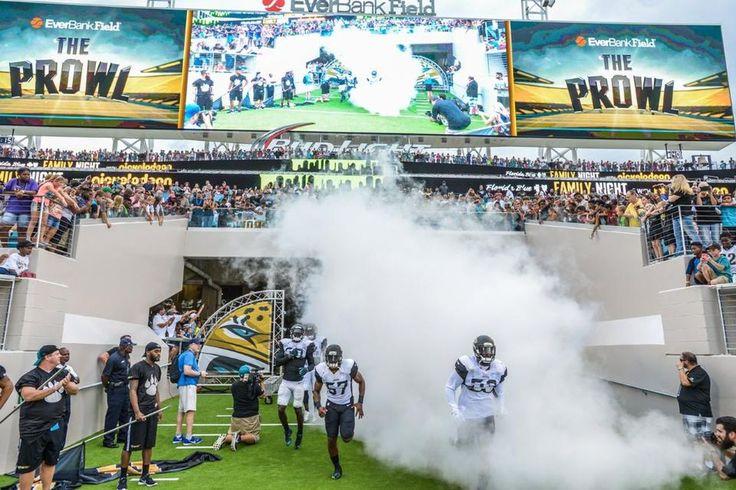 Jaguars Scrimmage August 5, 2016