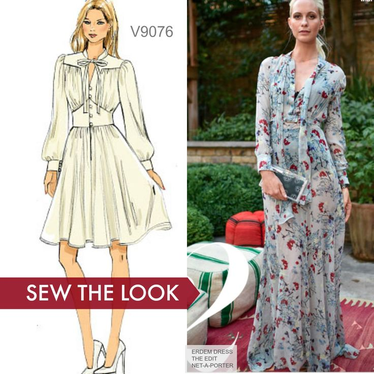 67 best Sewing/Design Inspiration images on Pinterest | Sweet dress ...
