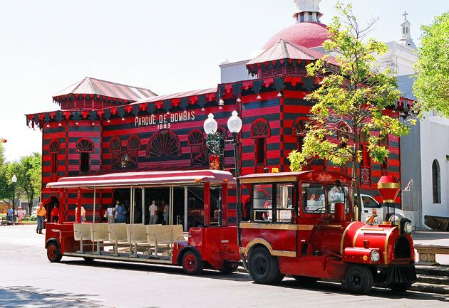 Ponce's Historic City Center