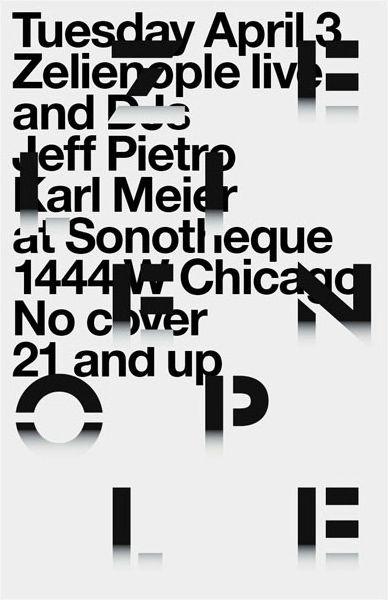 : Ken Meier, Bold Types, Poster, Stencil Types, Design Typography, Graphics Design, Trends Lists, Kenmeier, Typography Inspiration