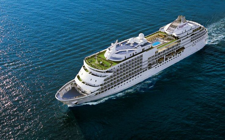Seven Seas Navigator, Regent Seven Seas Cruises