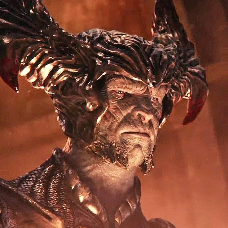 """195 Likes, 5 Comments - DC Family (@dcfamily) on Instagram: """"I think Steppenwolf looks amazing! Super intimidating villain. Also, the CG work looks great!…"""""""