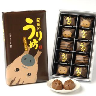 箱根のうり坊(チョコバナナ味)