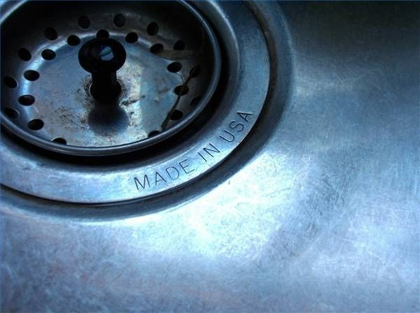 How to Install a Kitchen Sink Strainer