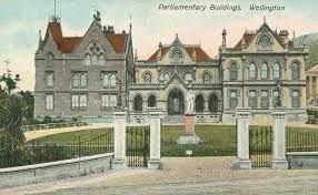 Image result for wellington city parliament