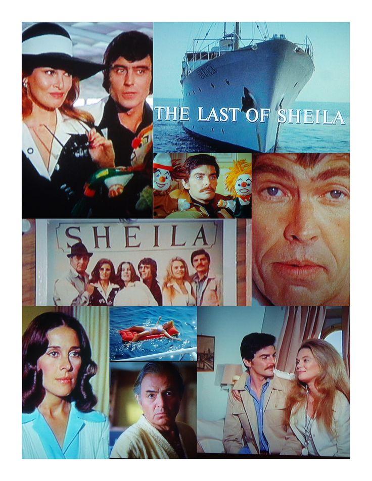 """THE LAST OF SHEILA  ( 1973)        My fav """"mystery"""" film.....James Coburn, James Mason, Joan Hackett and Ian McShane.  Terrific!!"""
