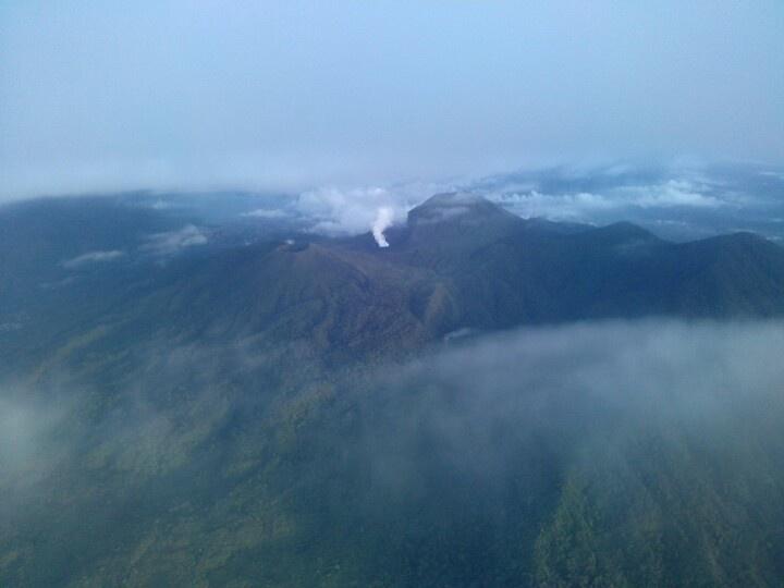 Mount Lokon, North Sulawesi