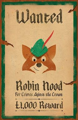 Robin Hood - possibly Y5 with Ivanhoe? Ooo-de-lalee oo-de-lalee Golly What a…