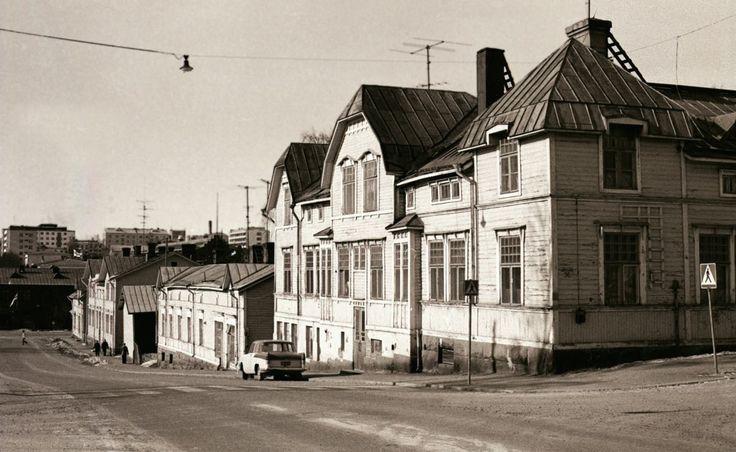 Vuorikatu 70-luku, kuva: Jukka Kankaanpää