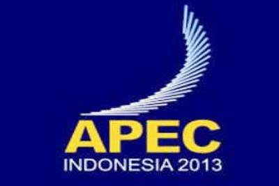 APEC Summit Indonesia 2013