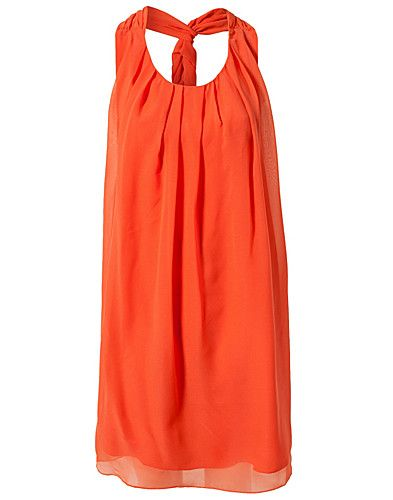 Tilde Dress - Jeane Blush - Koraal - Doordeweekse jurken - Kleding - NELLY.COM