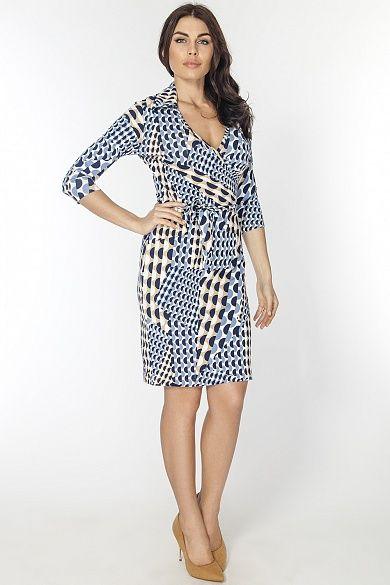 Платье женское DR6193 купить недорого в интернет магазине в Москве