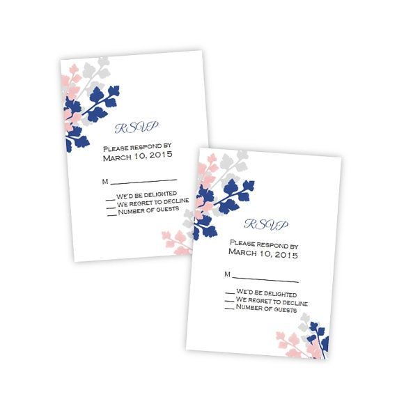 33 best RSVP Cards images on Pinterest Cards, Microsoft word and - microsoft word template invitation