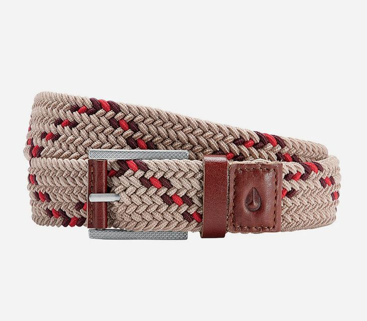 Simple, rugged, and oozing of boundless masculinity. The Americana Belt is just that, classic urban Americana distilled into a belt. Reminiscent of the days of faded jeans and vintage tees, it's a belt any man would be proud of wearing.  http://www.zocko.com/z/JFbcP