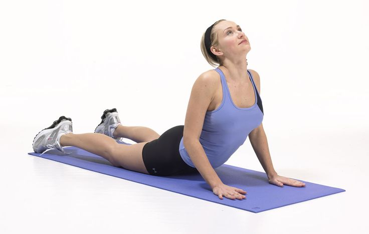 2 Yoga Poses To Boost Your Bone Density | OrganicLife | Help ward off osteoporosis with these positions that build bone strength.