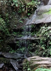 Cachoeira Sete Quedas, Parque Estadual Nova Baden (Lambari, MG).
