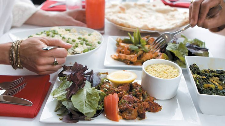 When you're craving samosas or curry, try an Indian restaurant. Chicago offers great Indian vegetarian or meat options. -- Best Indian restaurants in Chicago