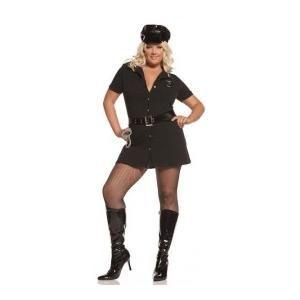 Politie kostuum 3-delig, een uitermate sexy kostuum. Bij aankoop van dit politie kostuum krijgt u eveneens een gesp, pet en handboeien. Bedenk maar eens wat je hier allemaal mee kan doen... Op www.shopwiki.nl #verkleden