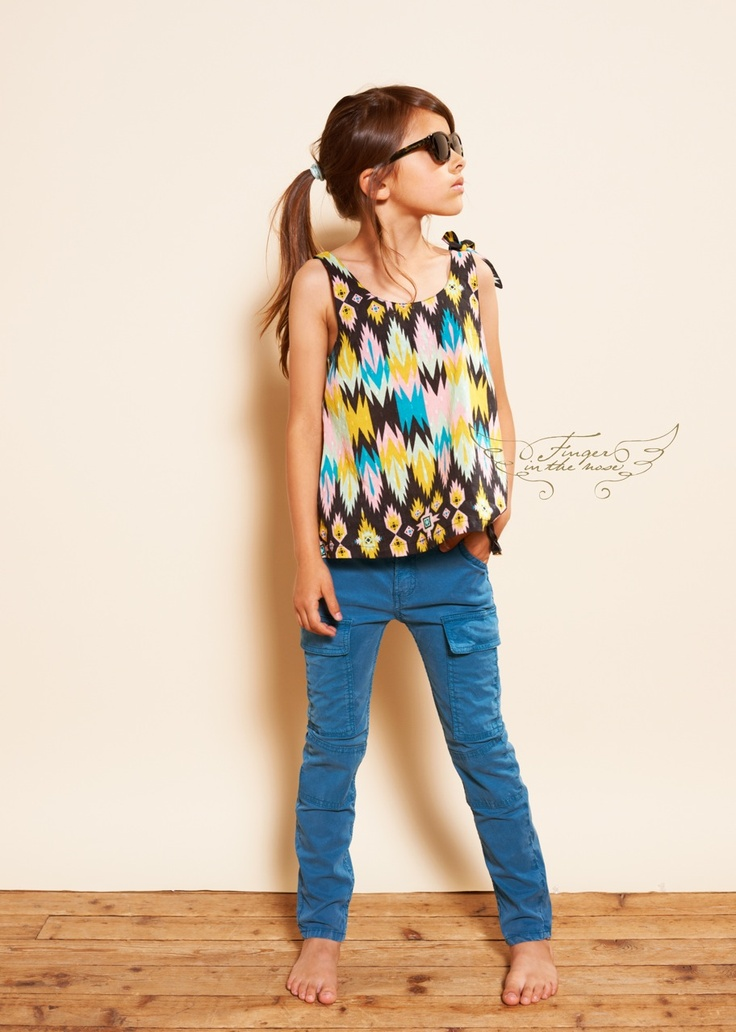 Finger In The Nose SS13 Kids Fashion