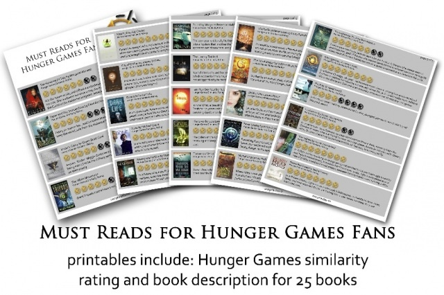 Must Reads if You Love The Hunger Games