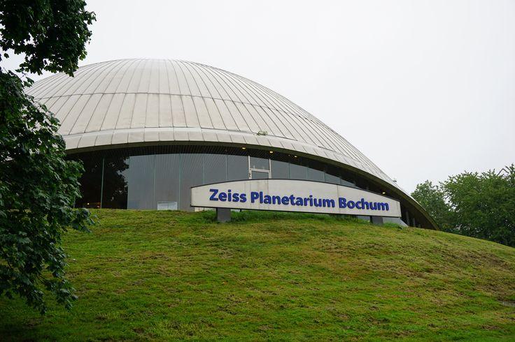 Zeiss Planetarium in Bochum http://www.ausflugsziele-nrw.net/planetarium-bochum/ #Planetarium #Bochum #Zeiss #Astronomie