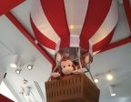 The World's Only Curious George Store, Harvard Square - opening soon!