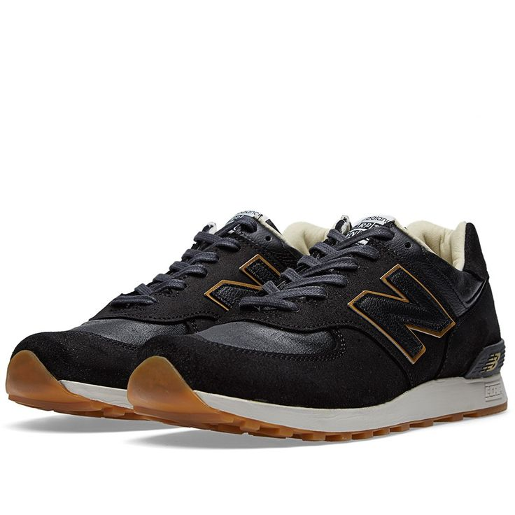 New Balance M576XIV - Made in England 'Road to London' (Black)