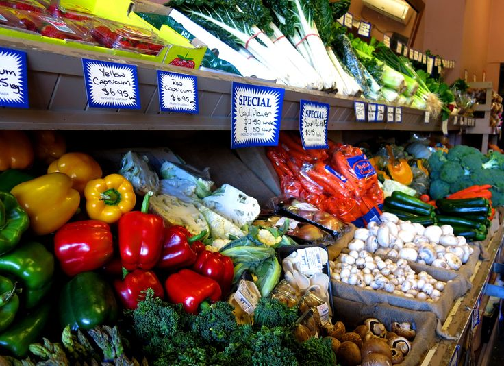 Blackheath Vegie Patch ~ fresh, colourful, crisp fruit and veg In #Blackheath #BlueMountains #NSW