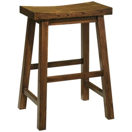 Lovely Beech Wood Counter Stools 24