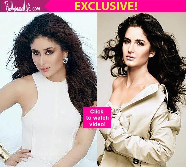 Kareena Kapoor Khan just paid the BEST compliment to Katrina Kaif  watch video!