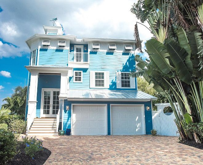 Fresh Coastal Home Design Ideas And Paint Colors Part 68