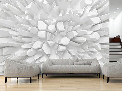 7 best Fototapeten 3D Effekt images on Pinterest Simple, Wall - comment dessiner une maison en 3d