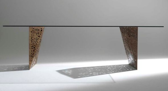 Tavolo Horm Riddled Table |