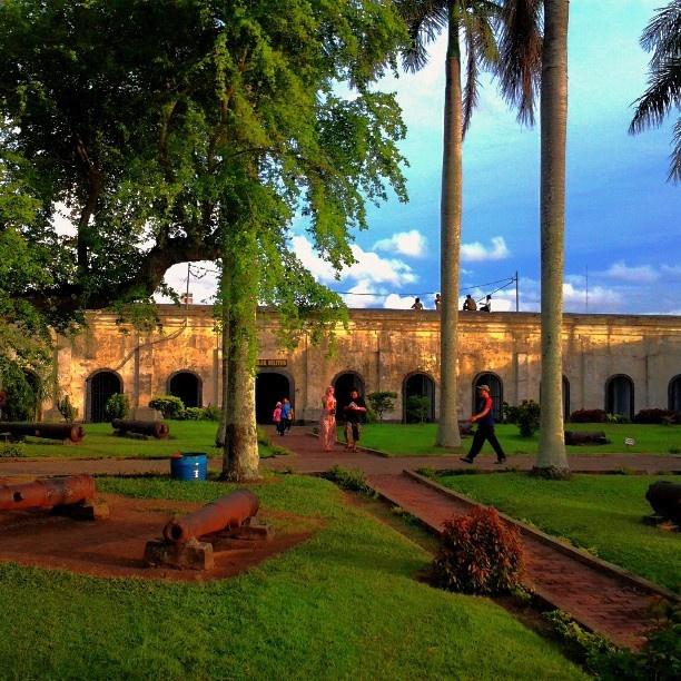 Fort Marlborough at Bengkulu - @indahpoenya- #webstagram