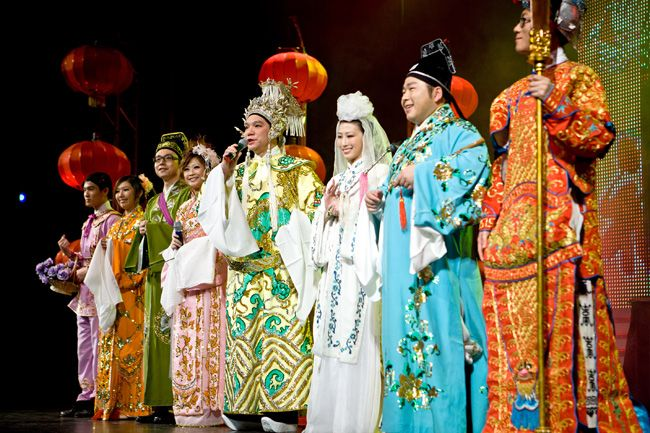 these are some traditional Chinese opera costumes, most of the plays were based on war stories and the most famous is called Farewell my Concubine, it is about a king who has been defeated and is saying goodbye to a loved one