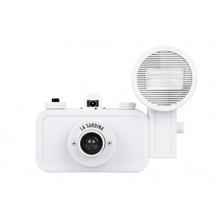 The DIY La Sardina is ready for you to create your masterpiece on!   Lomography Australia / New Zealand