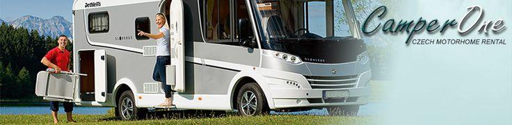 Půjčovna obytných vozů CamperOne