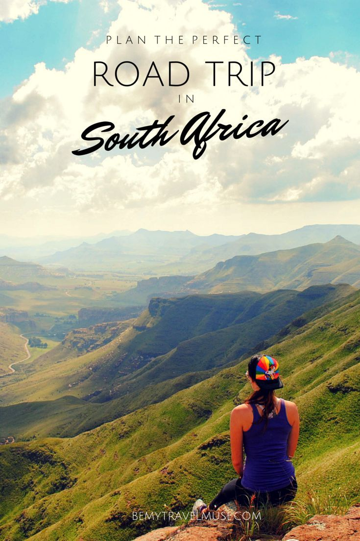 How to plan the perfect road trip in South Africa