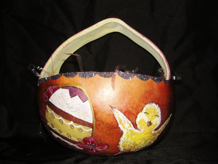Easter Baskets - Peace in your Heart with Chrysalis God Gourds