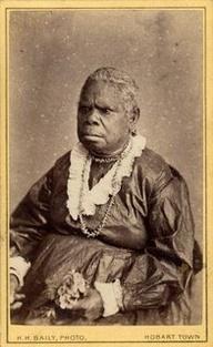 Truganini (1812-1876) Tasmanian Aboriginal woman. What did we do to an island's race?