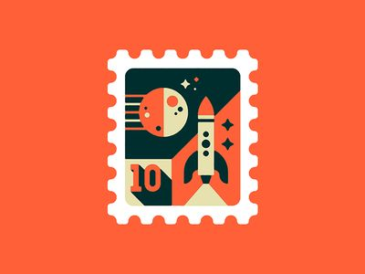 Stamp No. 3