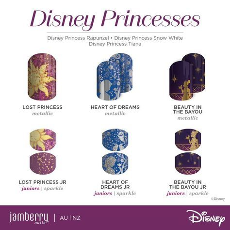 While we are sad the entire series 1 to 4 Disney Collection by Jamberry are retiring this month, at least we have something new and exciting to celebrate – series 5… Disney Princesses. And they are divine! Check out the … Continued