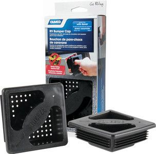 Camco 40324 No Insect Bumper Cap Pack of 1 - With Saver