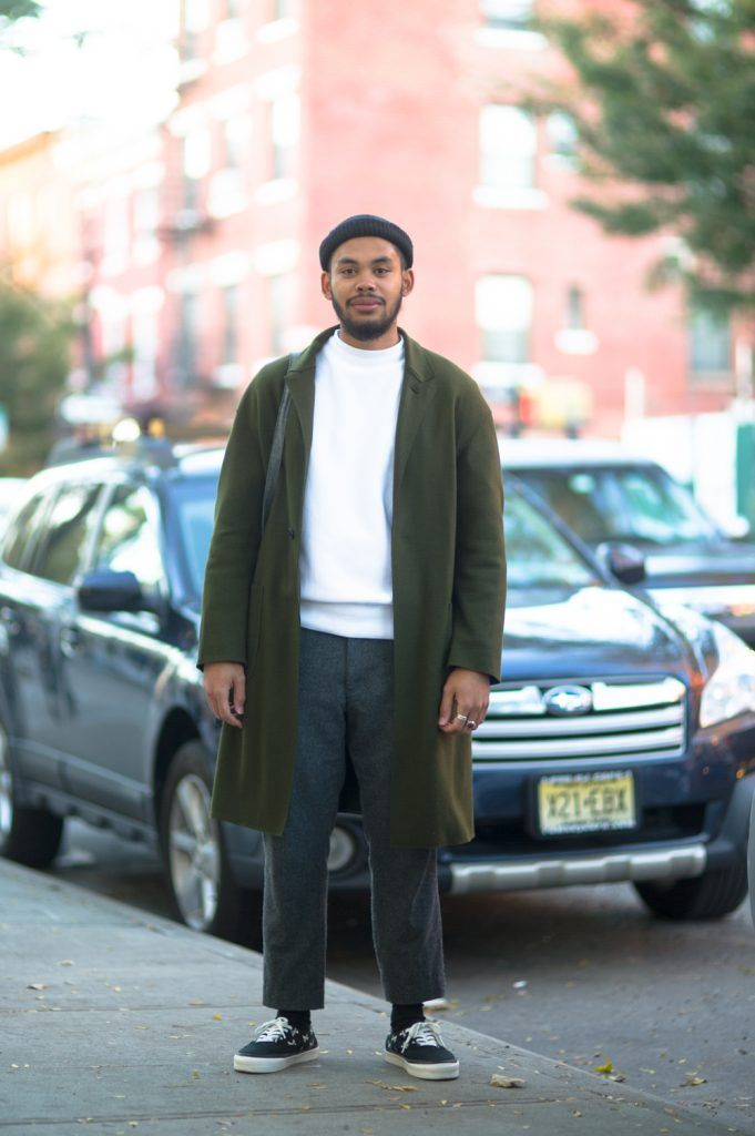 ニューヨークの人々 Vol.29「Kahki」 | NEWYORKER MAGAZINE | ニューヨーカーマガジン